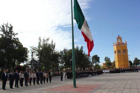 conmemoraron el 172 aniversario de la Batalla de Chapultepec y la Gesta Heroica de los Niños Héroes